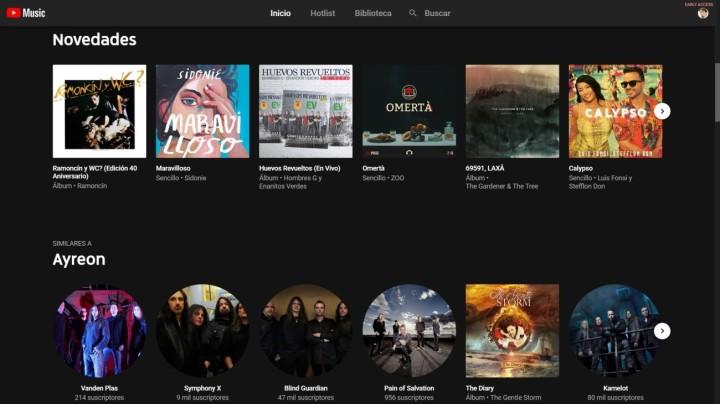 AdaIngunza-YoutubeMusic la competencia por la música en streaming