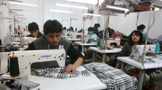 AdaIngunza- Fondo Crecer apoyo financiero a medianas pequeñas y micro empresas